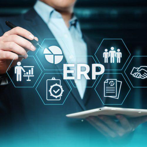 آشنایی کامل با ERP